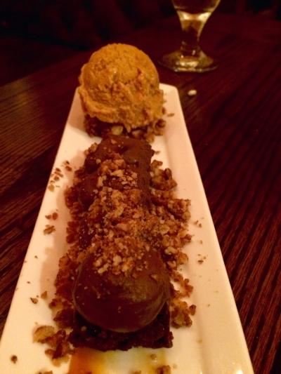 dessert at Elevage