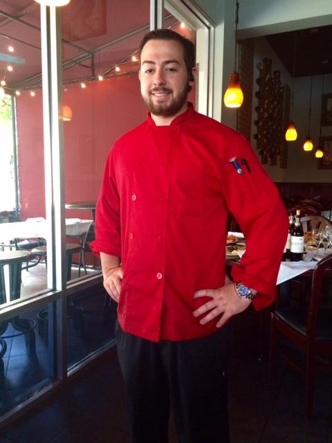 Josie's Exec Chef, Sebastiano