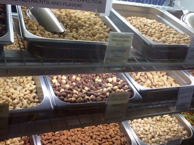 Q's nuts