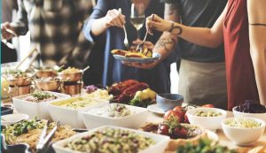 Savor Our City offers catering for small to large scale events.