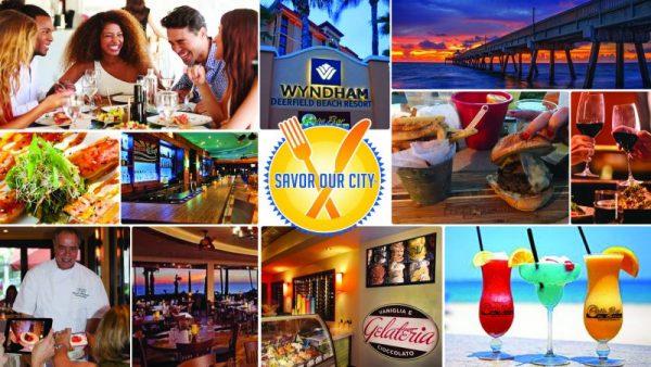 Savor Our City Taste of Deerfield Beach